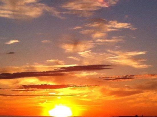 Herring Cove Beach : Sunset Herring Cove 6.20