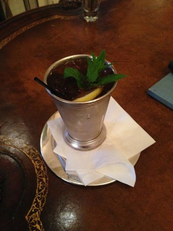 1842 Inn: Daughter's Mint Julep