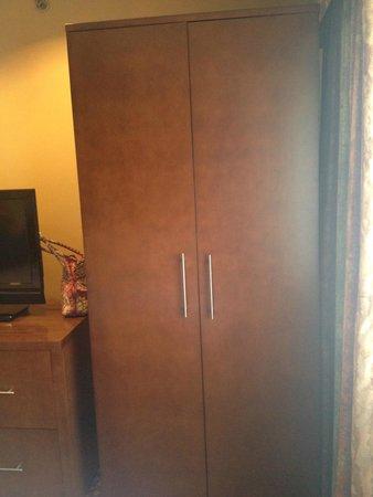 Comfort Suites Oakbrook Terrace: Closet