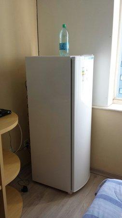 Airam Brasilia Hotel: Mini-fridge.