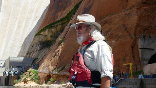 Colorado River Discovery : Brent - wonderful guide