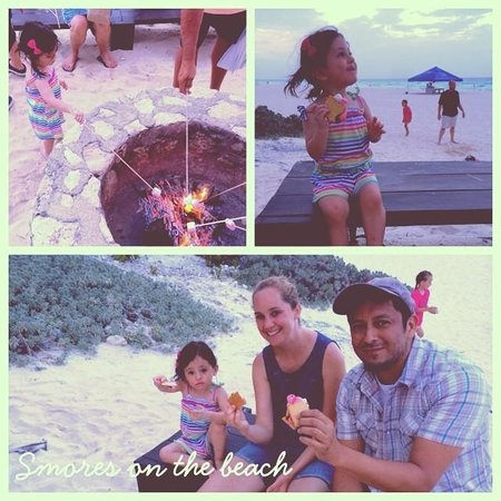 The Westin Lagunamar Ocean Resort: Smore's