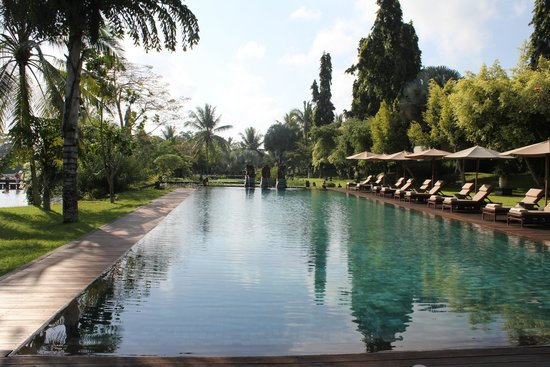 The Chedi Club Tanah Gajah, Ubud, Bali – a GHM hotel: Communal pool