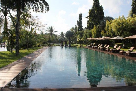 The Chedi Club Tanah Gajah, Ubud, Bali – a GHM hotel : Communal pool