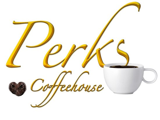 Perks Coffee House: The logo