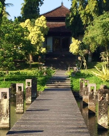 The Chedi Club Tanah Gajah, Ubud, Bali – a GHM hotel: Grounds