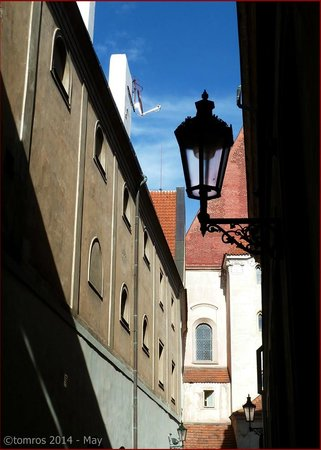 Prager Altstadt: Prague- Old streets