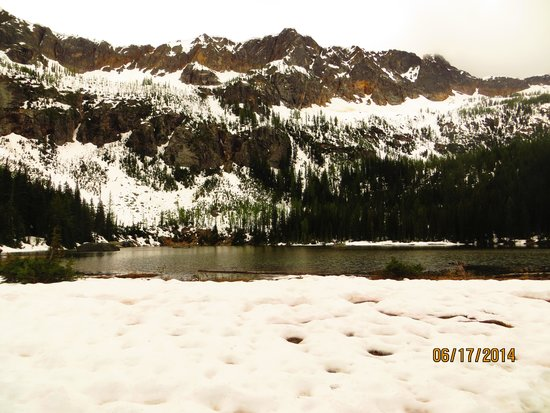 Cutthroat Lake: Lake