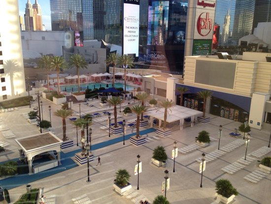 Planet Hollywood Resort & Casino: Beautiful view from room 1471