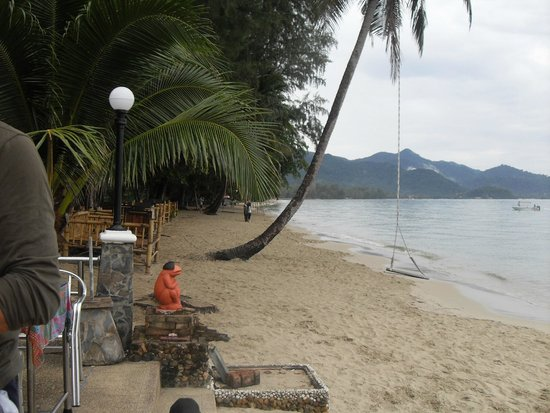Koh Chang Resort: Пляж