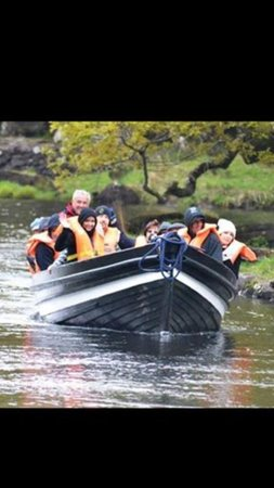 Gap of Dunloe Traditional Boat Tours