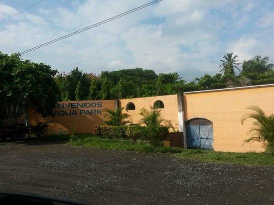 San Miguel, El Salvador: Aqua park