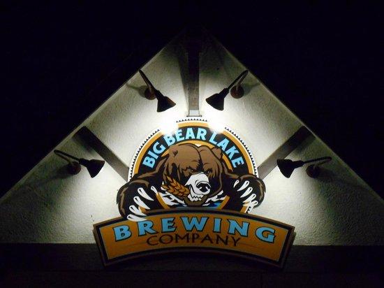 Big Bear Lake Brewing Company: Big Bear Brewery