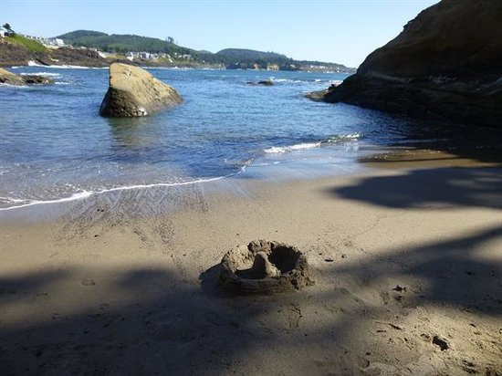 Inn at Arch Rock : Beach