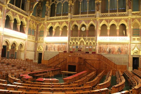 Parlement : Parlamento Budapest2