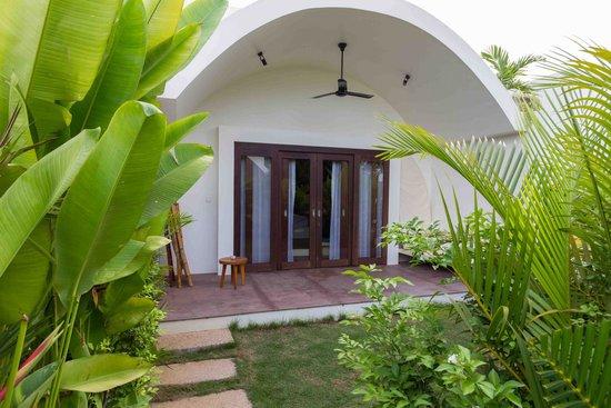 Navutu Dreams Resort & Wellness Retreat : Explorer room exterior