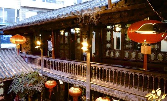 New Era Hotel Kunming: Old House Restaurant