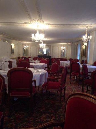 Hotel Monte Rosa: Love the decor here