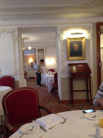 Hotel Monte Rosa : Classy!