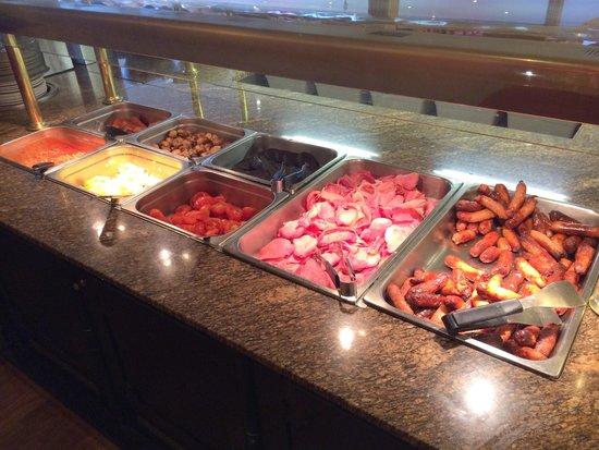 Royal Bath: Cheap-n-cheerful breakfast food