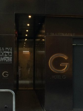 Residence G Hong Kong (by Hotel G): Facade