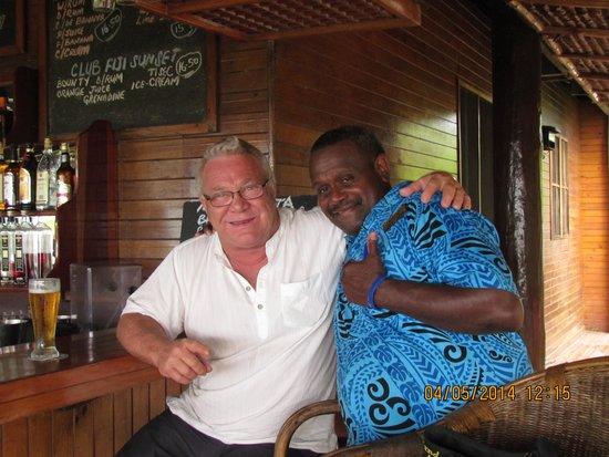 Club Fiji Resort : Now we are living