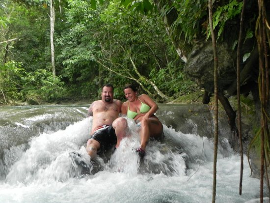 Secrets Wild Orchid Montego Bay: Mayfield Falls