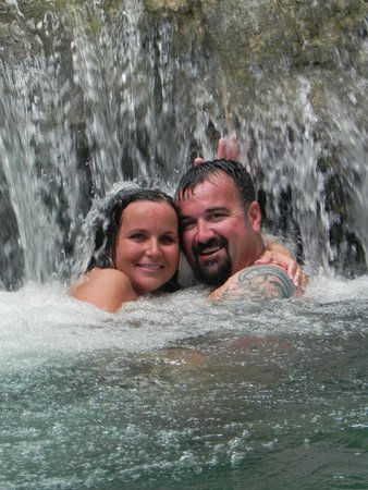 Secrets Wild Orchid Montego Bay: Mayfield Falls! Beautiful and a must see in Jamiaica!!