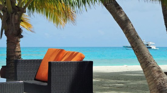 Meeru Island Resort & Spa : Meeru.