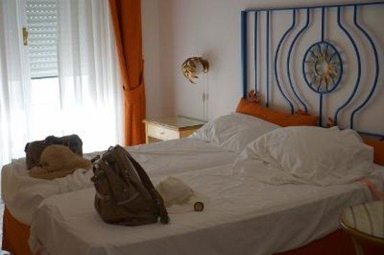 Hotel Gatto Bianco : 部屋