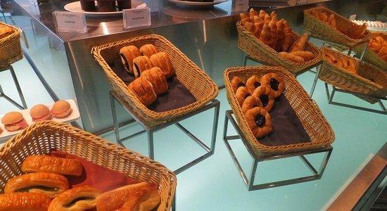 Swiss-Belhotel Mangga Besar : Breakfast
