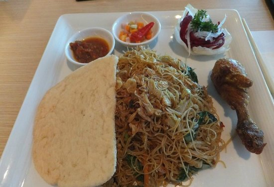 Swiss-Belhotel Mangga Besar : Lunch
