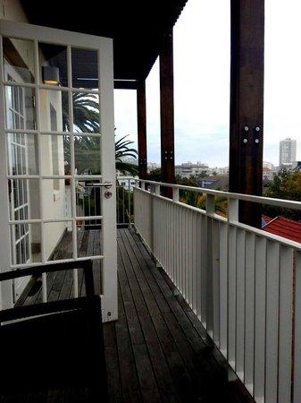 Glen Boutique Hotel & Spa: Balcony