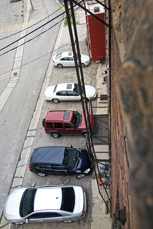 Deadwood Dick's: View from Room 307