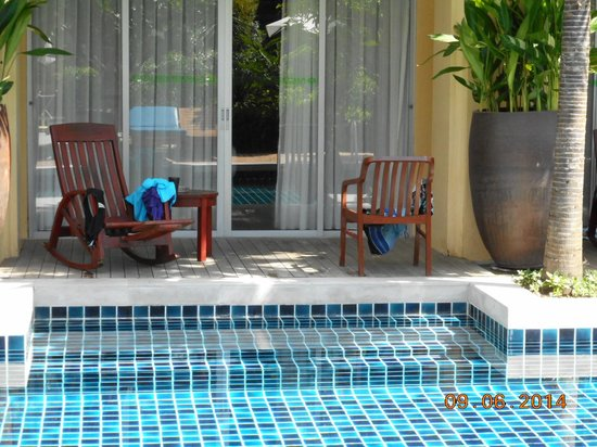 Phuket Graceland Resort & Spa: Deluxe Pool Access Old wing