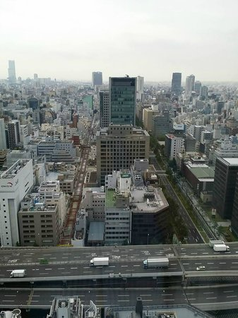 The St. Regis Osaka : View from 25th room