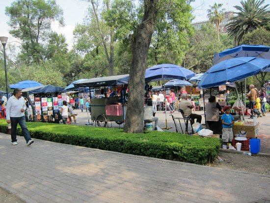 Parque Chapultepec: park