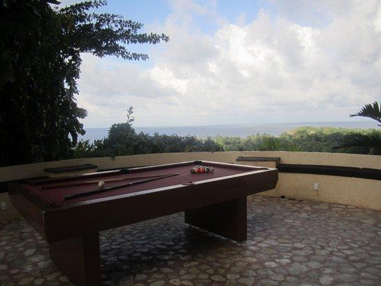 Geejam: Pool on the Bushbar patio