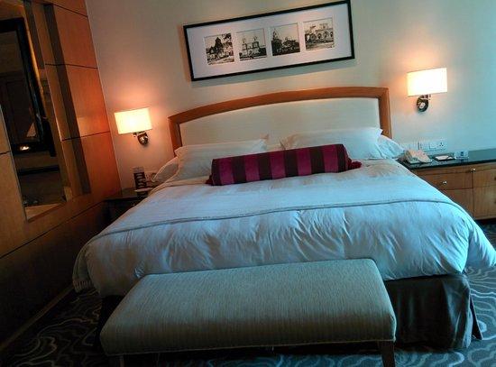 Pan Pacific Manila : Bedroom