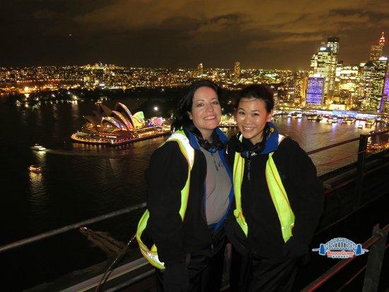 BridgeClimb: Ceretha & Adelynn
