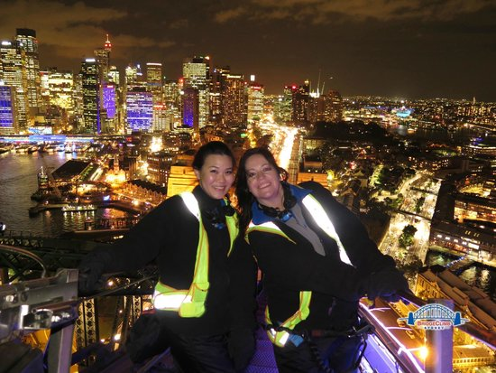 BridgeClimb: Sydney Harbour 2014 June