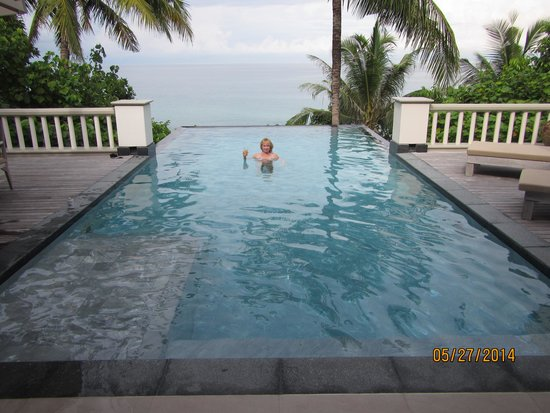 Trisara Phuket: our pool