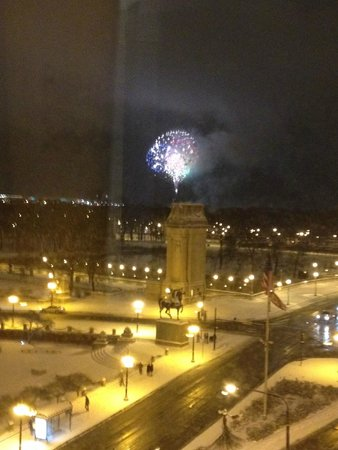 The Congress Plaza Hotel and Convention Center: NYE 2013