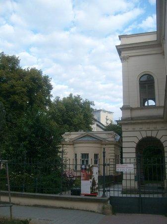 Leos Janacek Memorial