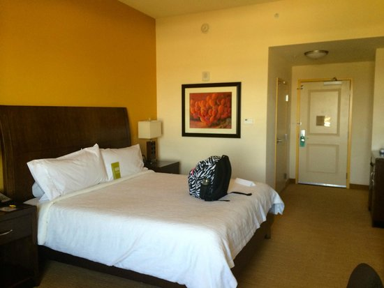 Hilton Garden Inn Phoenix Airport North : Spacious room