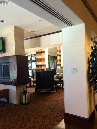 Hilton Garden Inn Phoenix Airport North: Lobby