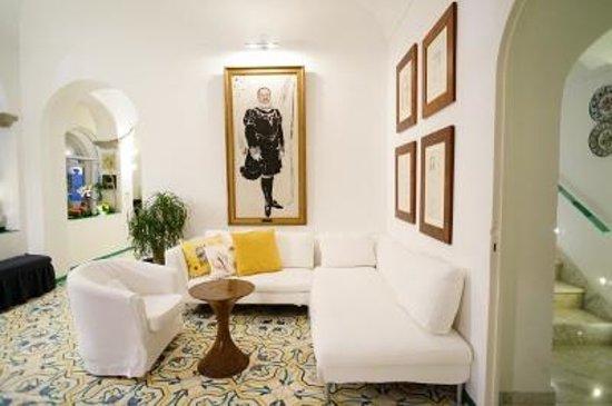 Hotel Marina Riviera: ロビー