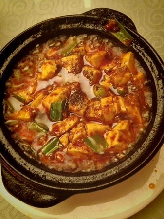 Chenmapo Beancurd : 麻婆豆腐