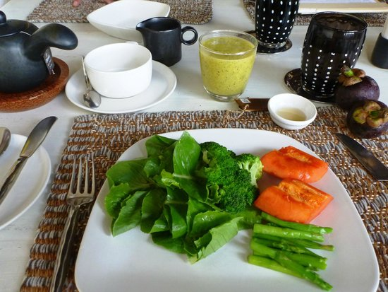 SALA Samui Choengmon Beach Resort: Healthy breakfast every morning