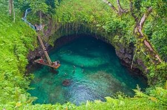 To Sua Ocean Trench: To Sua trench